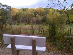 High Trestle Trail bench 2 by <b>jpmidwest</b> ( a Panoramio image )