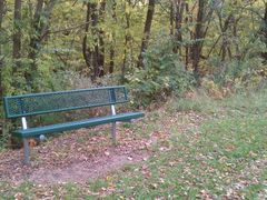 High Trestle Trail Bench 3 by <b>jpmidwest</b> ( a Panoramio image )