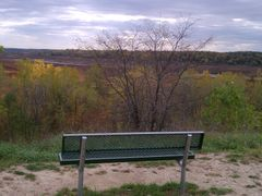 High Trestle Trail Bench 5 View by <b>jpmidwest</b> ( a Panoramio image )
