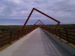High Trestle Trail Bridge View 3 by <b>jpmidwest</b> ( a Panoramio image )