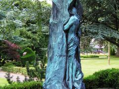 Rudolph Tegner, memorial of his mother Signe Elisabeth Tegner, 1 by <b>Svein Harkestad (www.harkestad.nl)</b> ( a Panoramio image )