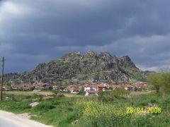 Prema Markovite kuli vo Prilep by <b>tgoce</b> ( a Panoramio image )
