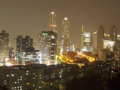 night view of  Mokdong Seoul  by <b>stephan Seo</b> ( a Panoramio image )