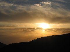 Pum, Aktash Pass, sunset by <b>igor_alay</b> ( a Panoramio image )
