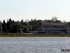 Sinuiju of North korea ( by <b>samwong</b> ( a Panoramio image )