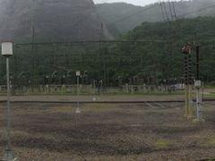 Vista da Sala de controle da SE Jacarepagua by <b>Claudio Pereira</b> ( a Panoramio image )