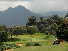 10th Green Princeville Golf Course - 200804 by <b>Larry Workman QIN</b> ( a Panoramio image )