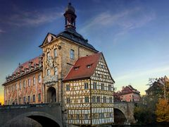 Bamberg, Bayern : Altes Rathaus by <b>Pom-Panoramio? YES !</b> ( a Panoramio image )