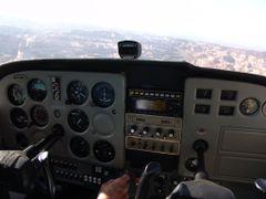 Blanding, UT in flight by <b>chaensel</b> ( a Panoramio image )