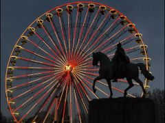 Wonder Wheel by <b>frank wibberg (wibb)</b> ( a Panoramio image )