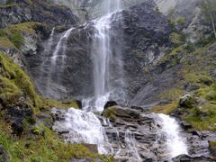 Mysterious waterfall - Jungfernsprung/Austria by <b>Tom Portschy</b> ( a Panoramio image )