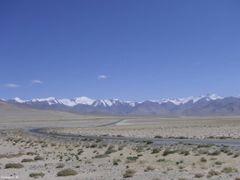 Памир к северу от Каракуля by <b>Fedosov</b> ( a Panoramio image )