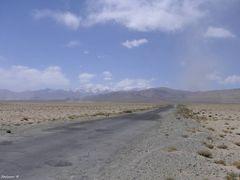 К северу от Каракуля, пылевые смерчи by <b>Fedosov</b> ( a Panoramio image )