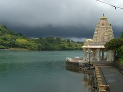 Temple at Grand Bassin. Mauritius, january 2008 by <b>Sterntaucher</b> ( a Panoramio image )