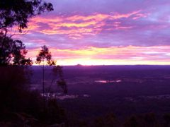 Sunset From Beacon Road by <b>jaydon64</b> ( a Panoramio image )