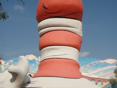 Cat in the Hat, island of adventure by <b>Agustin Pedrote</b> ( a Panoramio image )