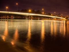 Narrows Bridge, Swan River by <b>S?ren Terp</b> ( a Panoramio image )